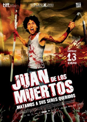 Phim Sát Thủ Zombie - Juan Of The Dead
