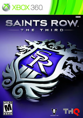 Saints Row: The Third Xbox 360