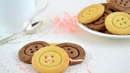 Печенье *Пуговицы*