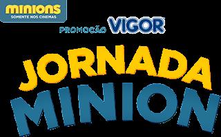 Promoção Jornada Minion da Vigor
