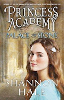 bookcover of PRINCESS ACADEMY: PALACE OF STONE by Shannon Hale