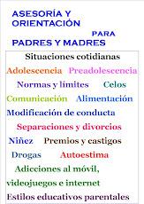 Asesoría y Orientación para padres y madres