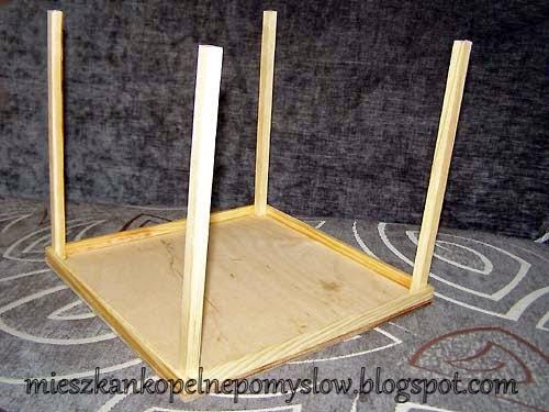 DIY, dokarmianie ptaków, handmade, karmnik dla ptaków, proste konstrukcje, ręcznie robione, szybko i tanio, ze sklejki, zima,