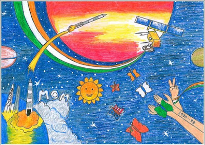 Art Competition by SPACE India