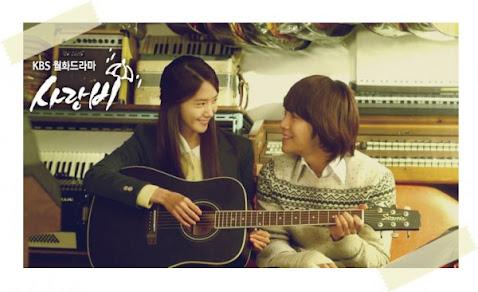 sinopsis drama korea love rain, teknol