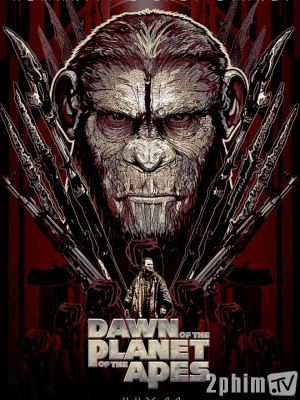 Phim Cuộc Chiến Hành Tinh Khỉ
