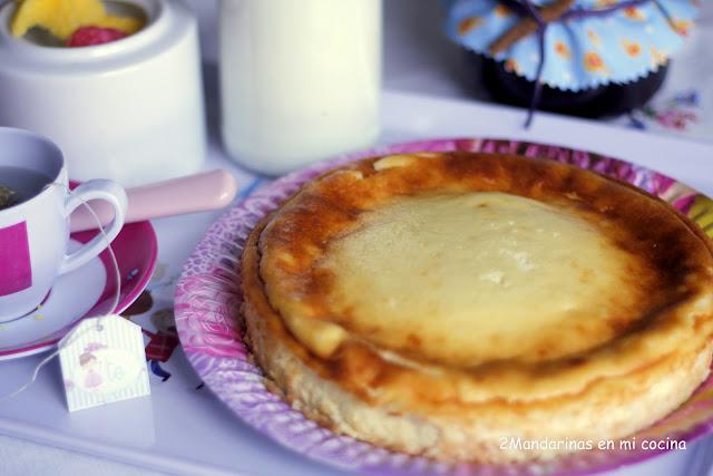 Tarta de queso by Nika