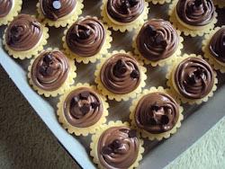 Untuk Tempahan : Nutella Cheese Tart