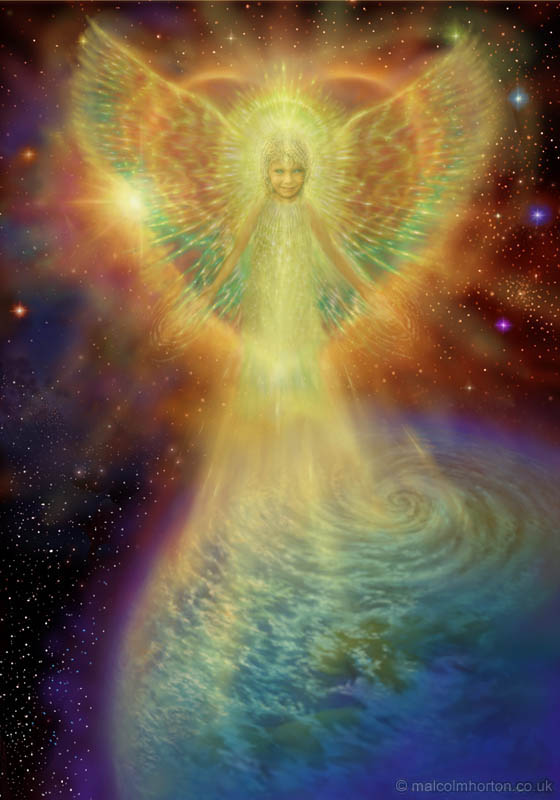 How to raise your vibration expand love light so it