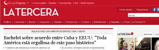 Los periódicos más importantes de Chile