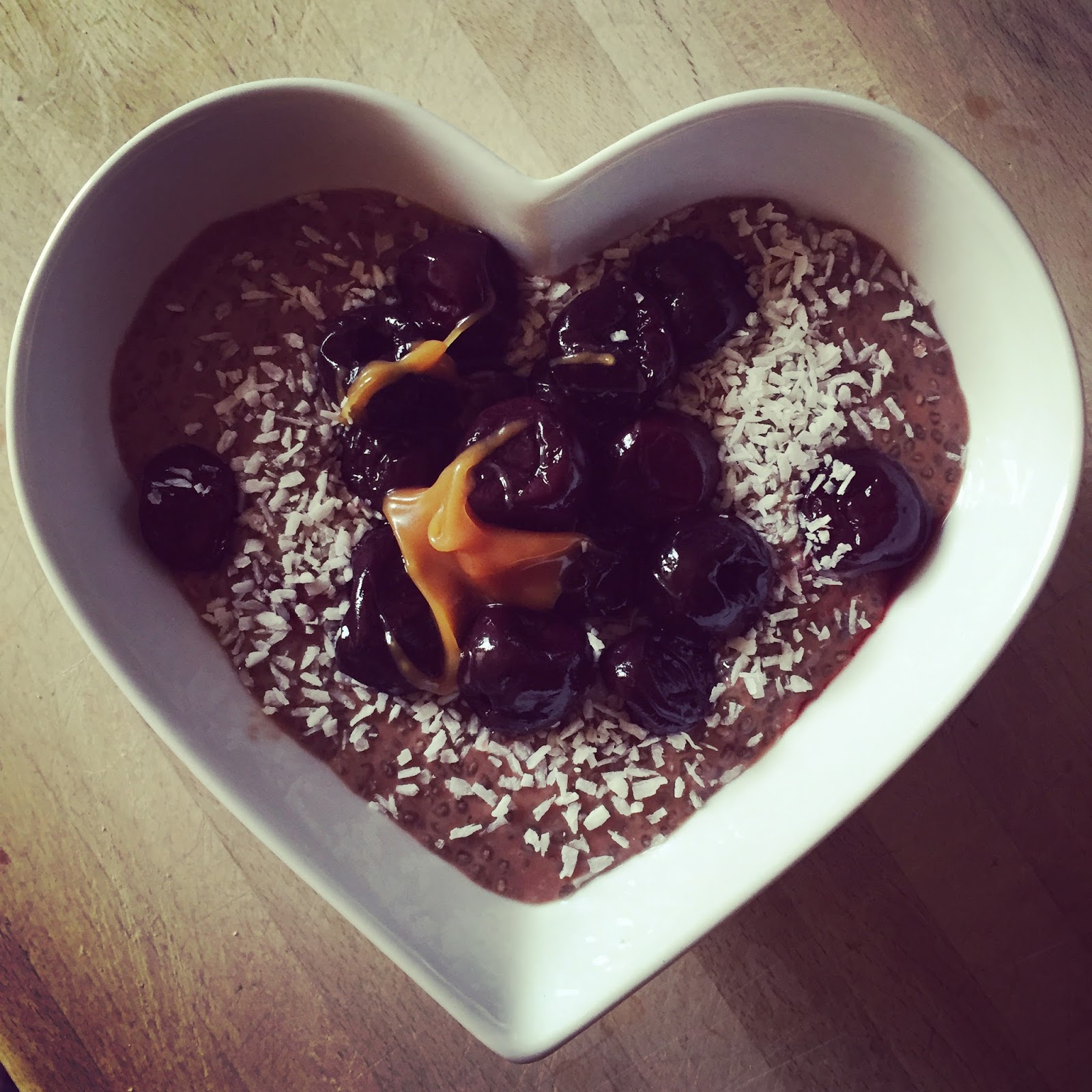 Love Life Lexi Chia Seeds Recipe