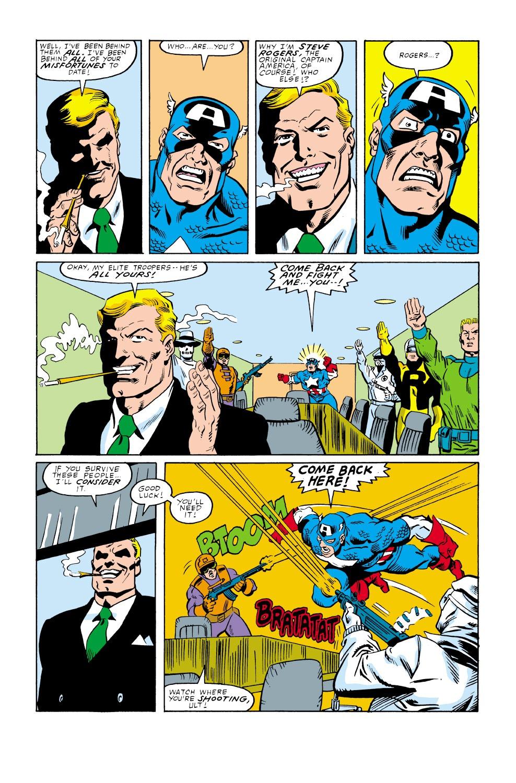 Captain America (1968) Issue #350 #282 - English 21