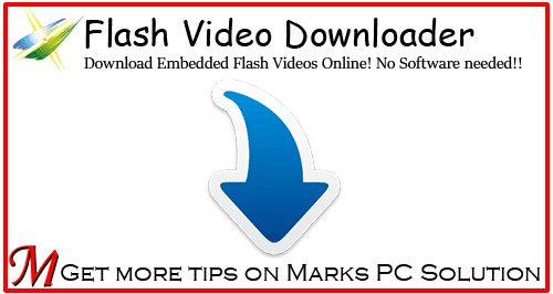 Flash Video Downloader Online