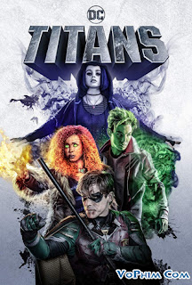 Biệt Đội Titans Phần 1