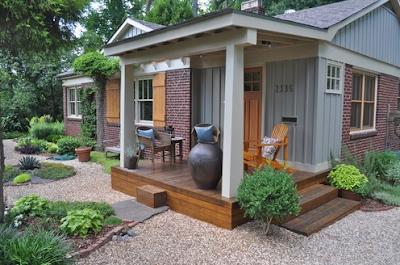 Contoh Teras Rumah Minimalis Tercantik dan Indah
