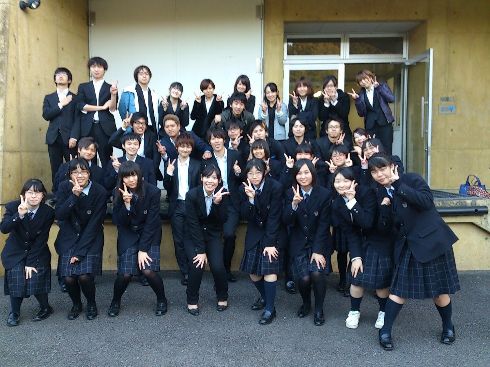 黒羽高等学校制服画像