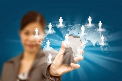 Social media trade shows