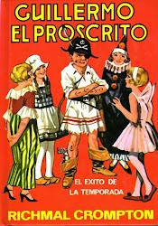 GUILLERMO EL PROSCRITO---RICHMAL CROMPTON
