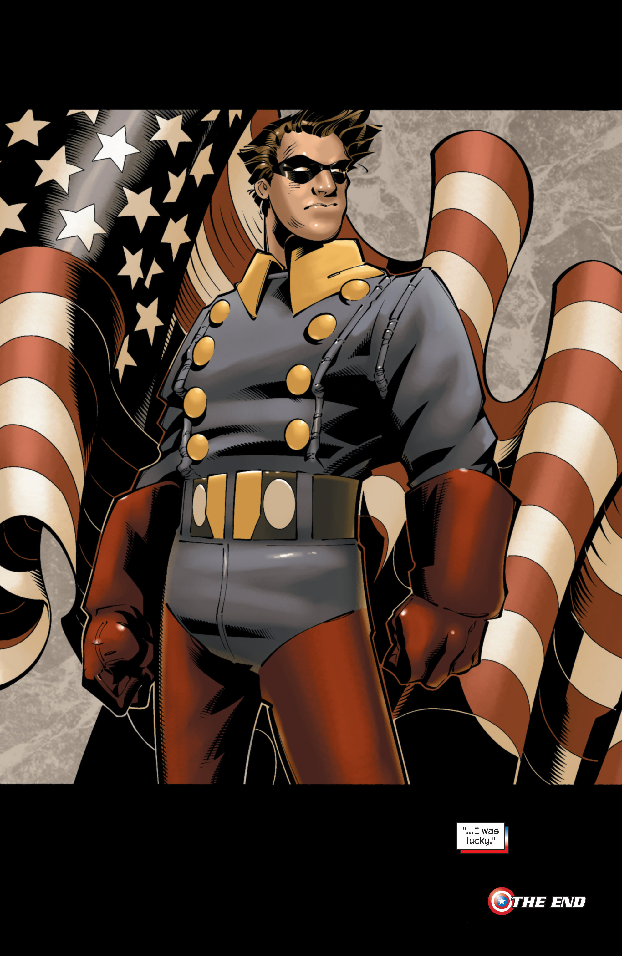 Captain America (2002) Issue #26 #27 - English 22