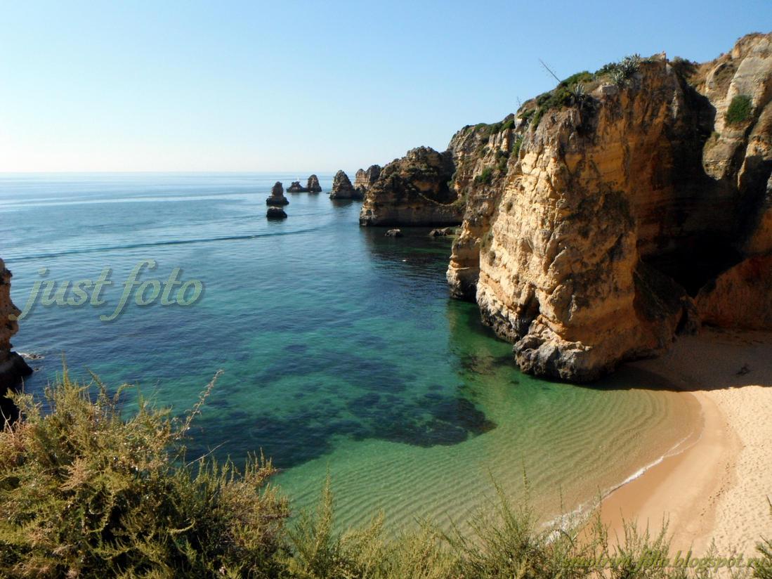 Португалия Лагуш фото