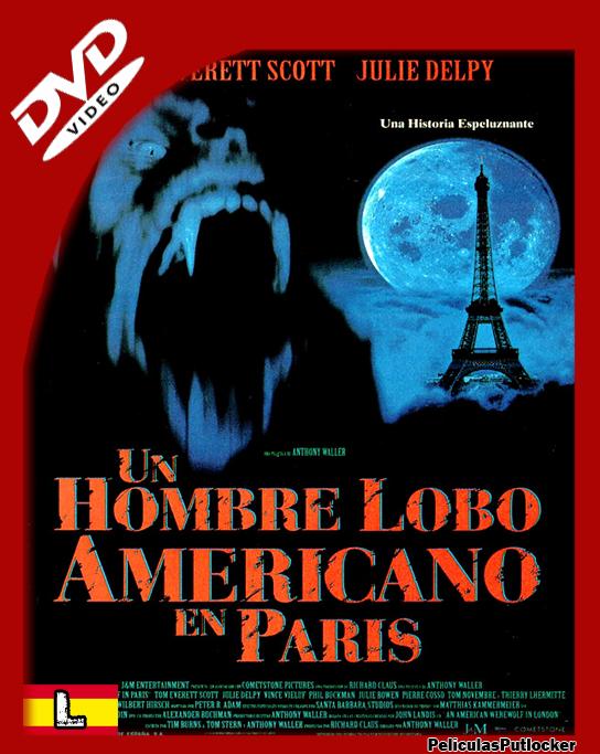 Hombre Lobo Americano En Paris [DVDRip][Latino][MG-1F-RG]