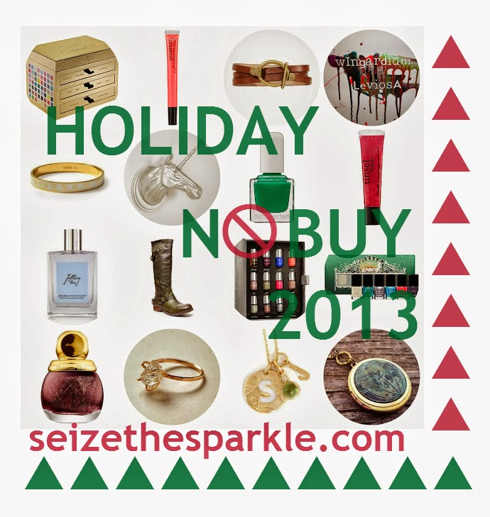 Holiday No Buy 2013