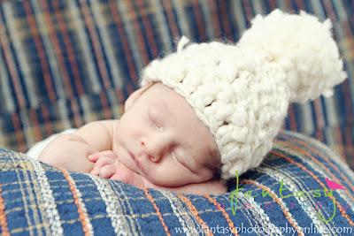 Triad Newborn Photography by Fantasy Photography in Winston Salem