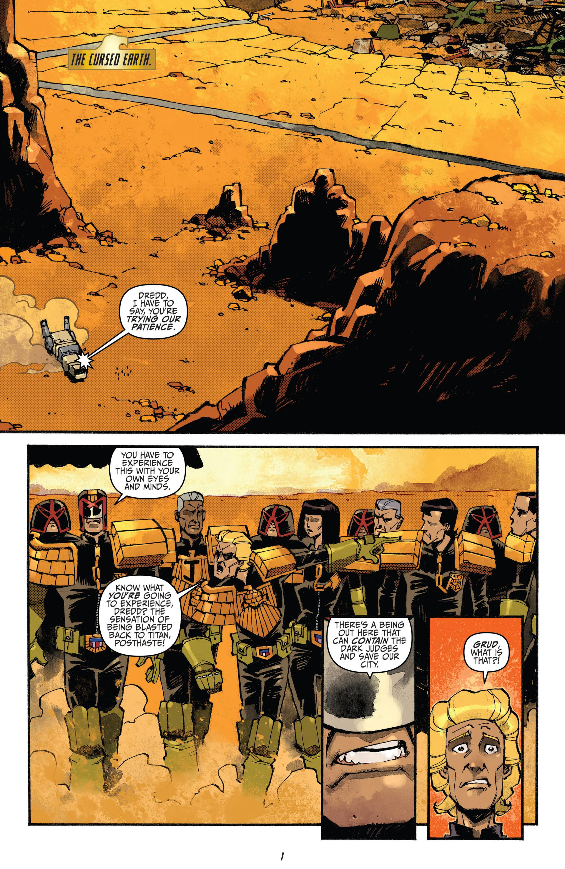 Read online Judge Dredd (2012) comic -  Issue #20 - 3