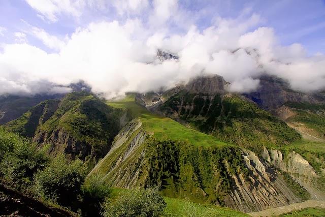 Hills Of Himanchal Pradesh