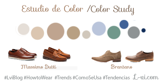 [SS15] Estudio de color por tendencia/ Color study by trend. HomminisDeLux  L-vi.com