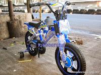 1 Sepeda Anak Vario Shogun Motocross 16 Inci