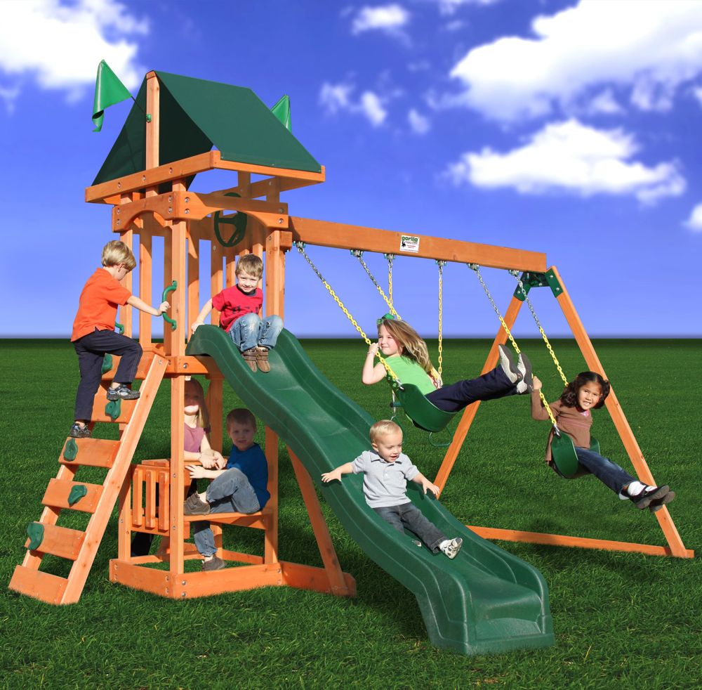 Outdoor Play Equipment: August 2012
