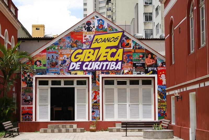 Gibiteca de Curitiba
