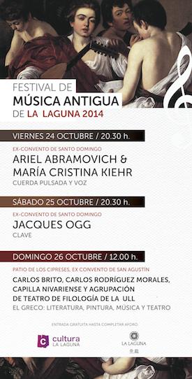 Festival de Música Antigua de La Laguna