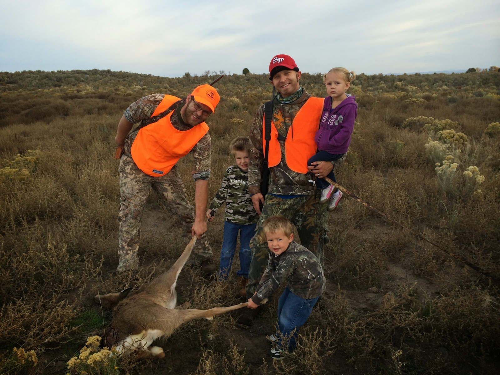Family Deer Hunt