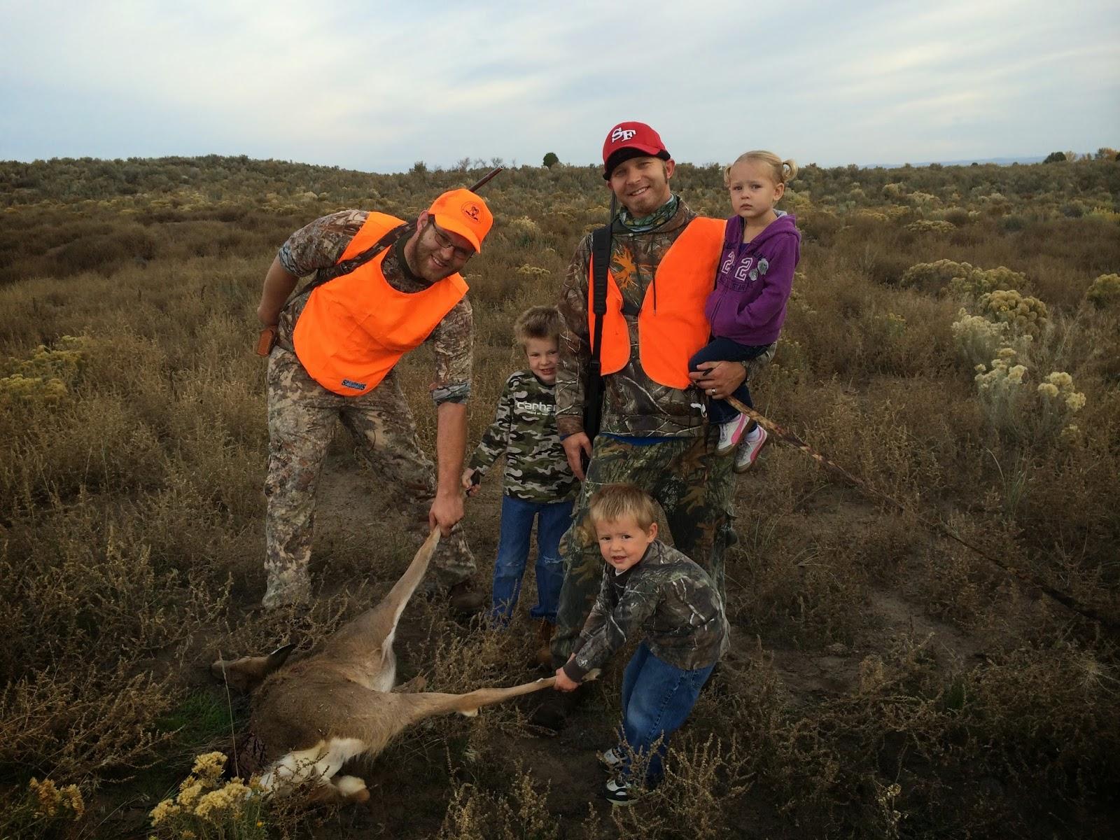 Family Deer Hunt