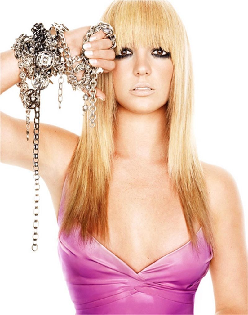 Celebrity Hairstyles - Britney Spears 04