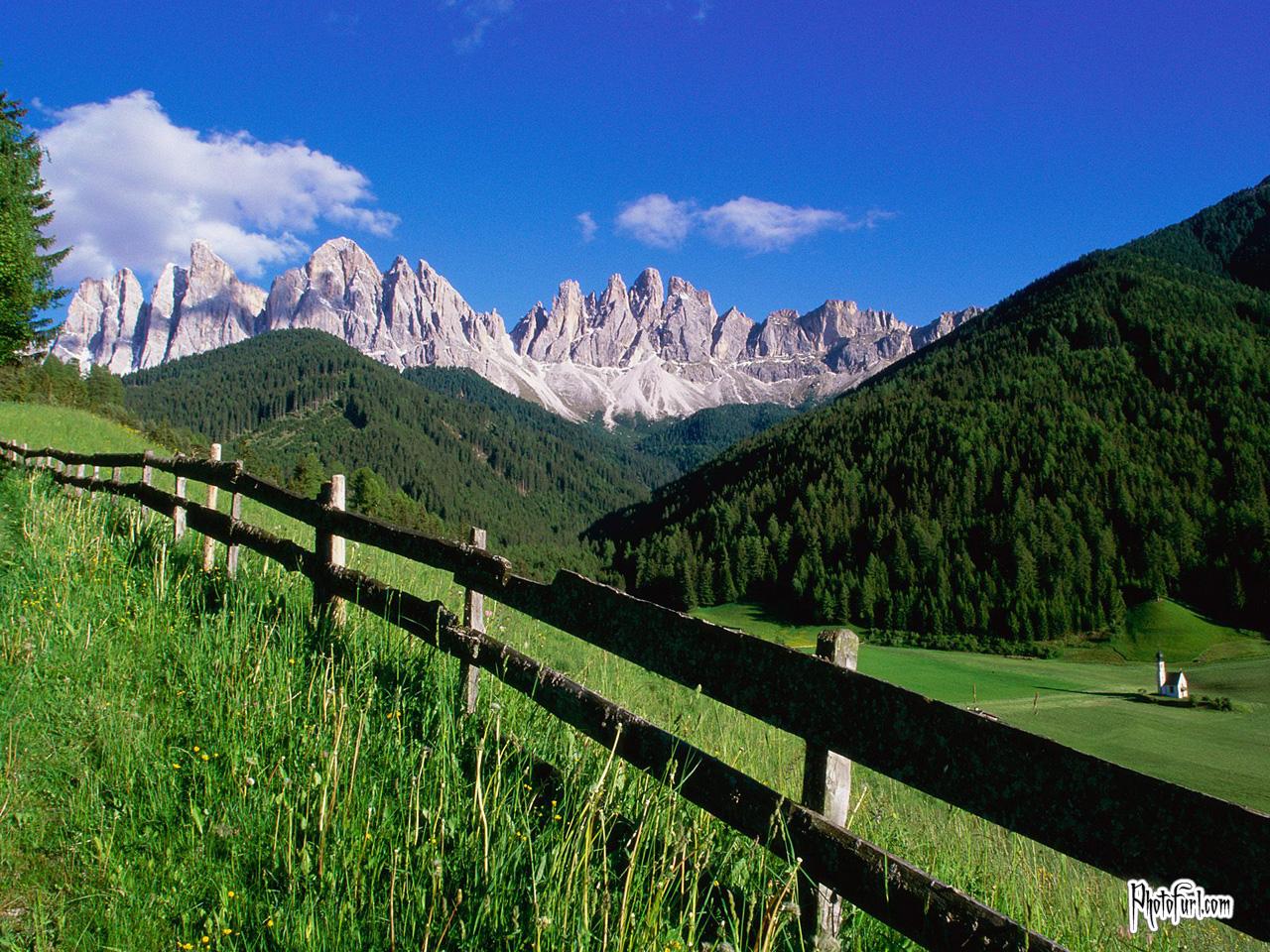 Travel Trip Journey Dolomites Italy