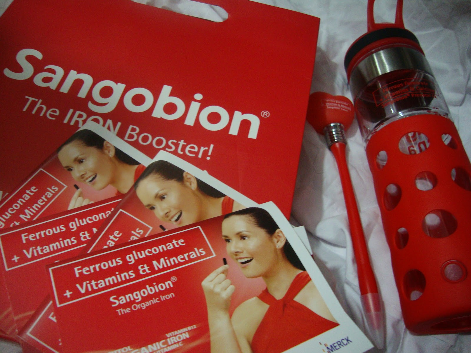 Sheershinyglossy Sangobion Go Love Life Capsul So Ladies If You Feel The Same Way Too Why Not Try Its Perfect For Us Especially Pregnant Women And Lactating Moms Out There Since Most