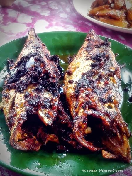 Makan Ikan Sumbat Bersama BFF