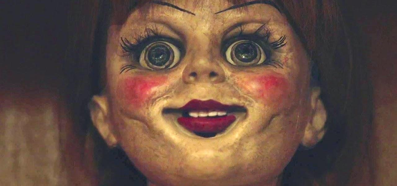 Annabelle | Cenas inéditas nos comerciais do terror derivado de Invocação do Mal