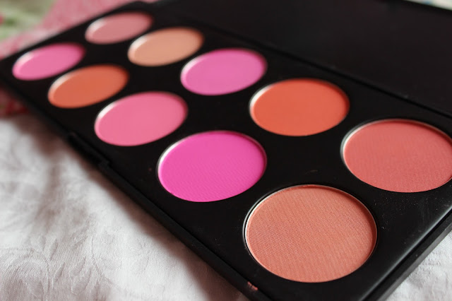 cheap blusher palette