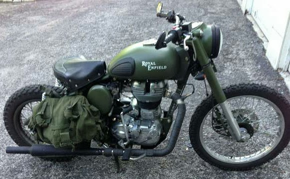 Royal Enfield Motorcycles For Sale: Ever wonder how they ...