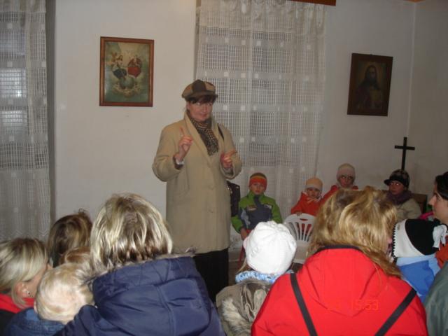 Advent na Krásné 29. 11. 2009