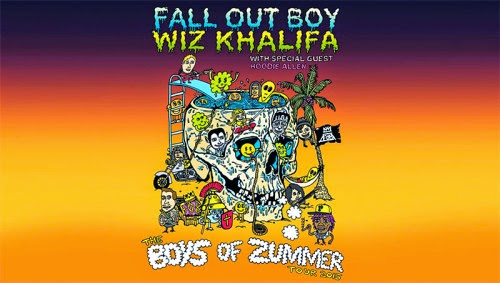 Fall Out Boy – Uma Thurman (Remix) (feat. Wiz Khalifa)