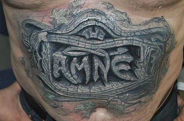 Hyper-Realistic Tattoos