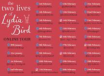 The Two Lives of Lydia Bird Blog Tour