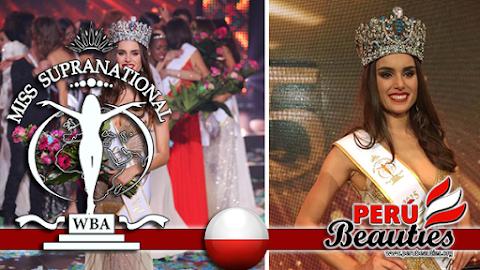 Paraguay es Miss Supranational 2015