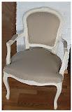 trykker du  på bildet under så ser du hvordan jeg trekker om en stol :