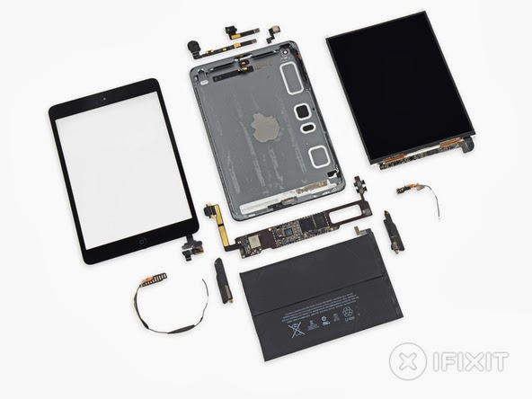 iPad Mini Retina Display Teardown